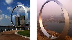 Кольцо Китае