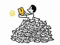 важные письма