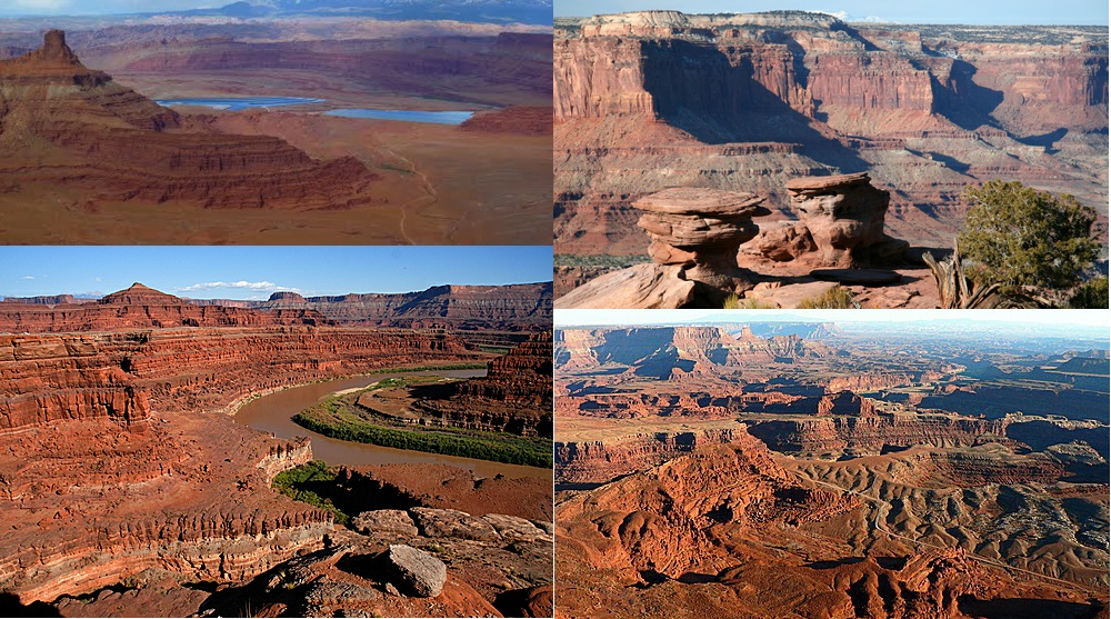 Картинки по запросу каньоны - это выработанные карьеры сравнение