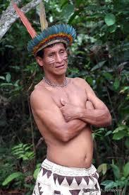 южно-американца