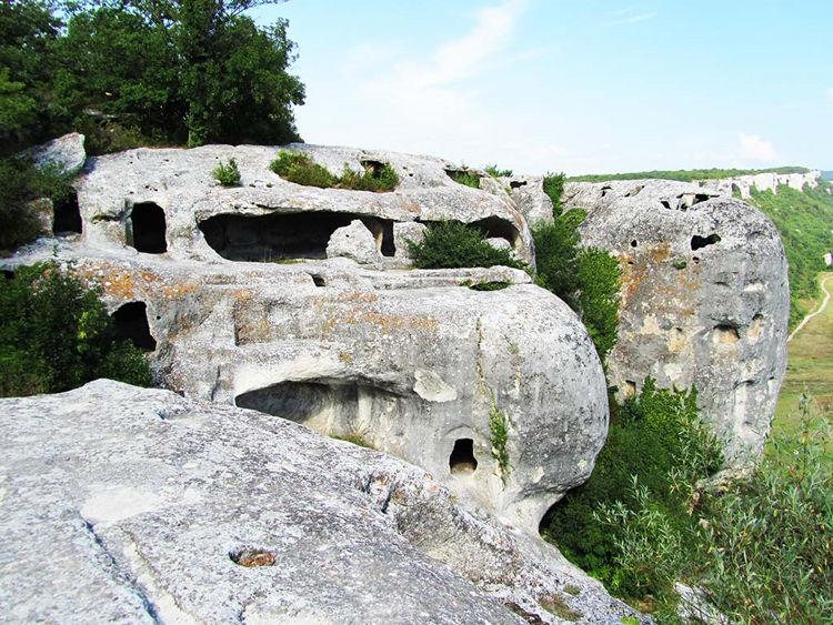 Земля-рудник: Крым