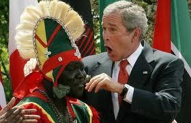 Буш младший