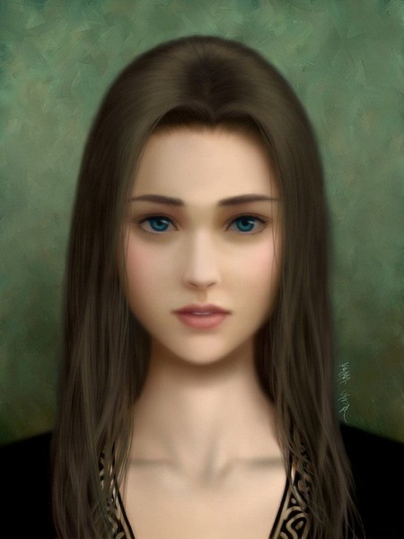 Девочка-иллюзия