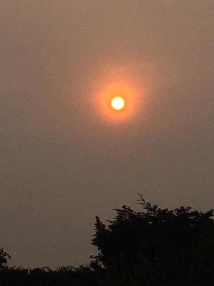 Очередной сбой матричных куполов: солнце пора ремонтировать, или заменить по гарантии 4494073_1000
