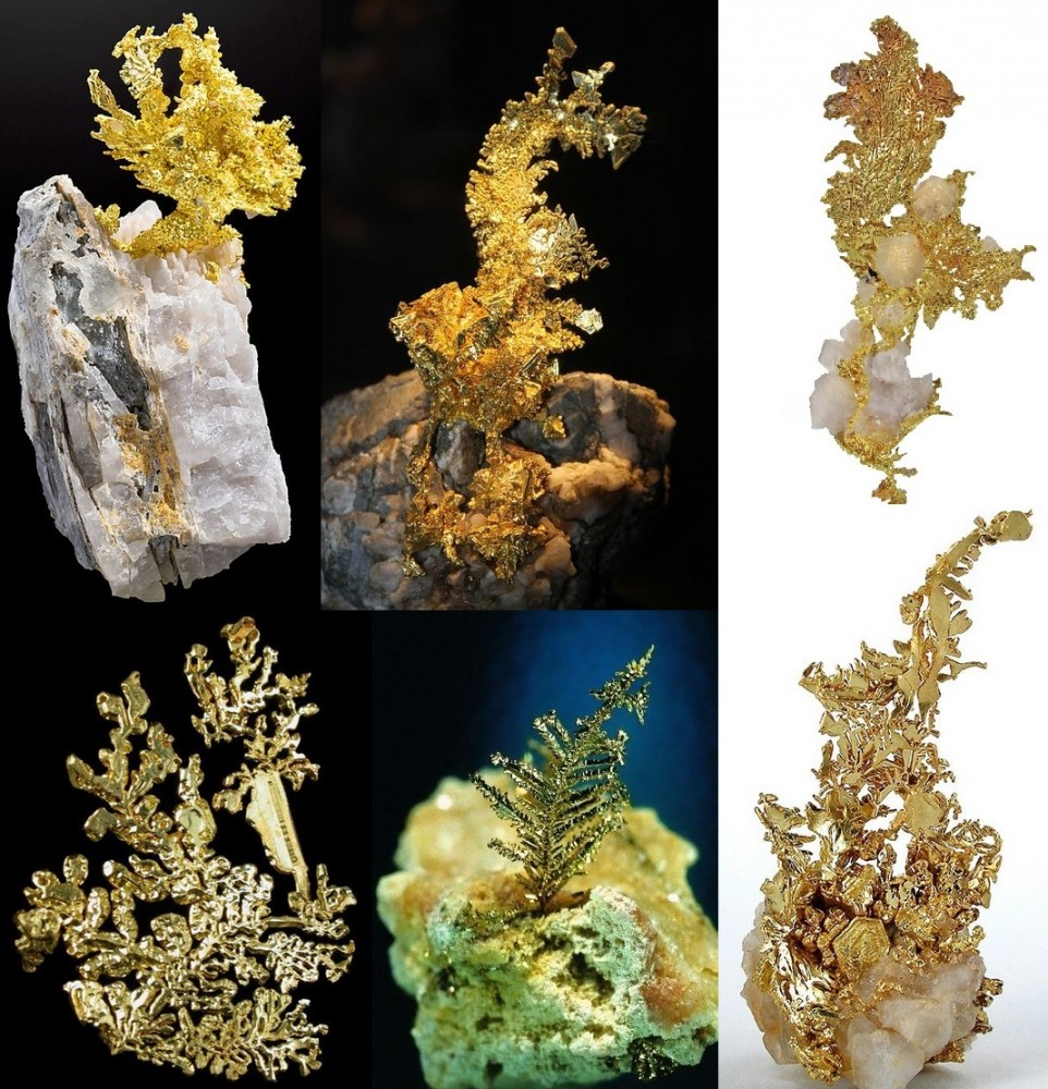 Земля рудник: добыча золота