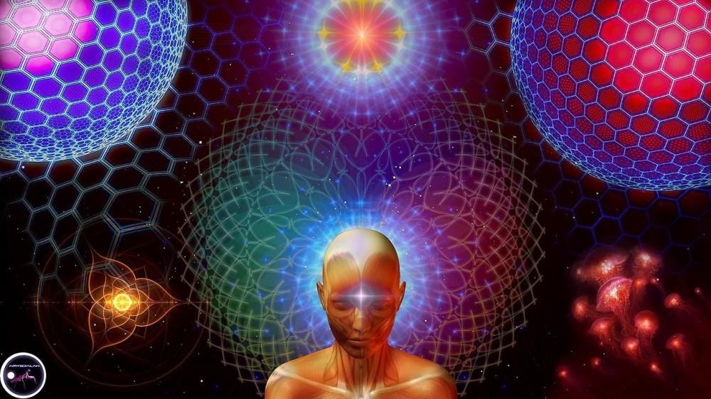 Планетарная ДНК и новое пространство. Развертка