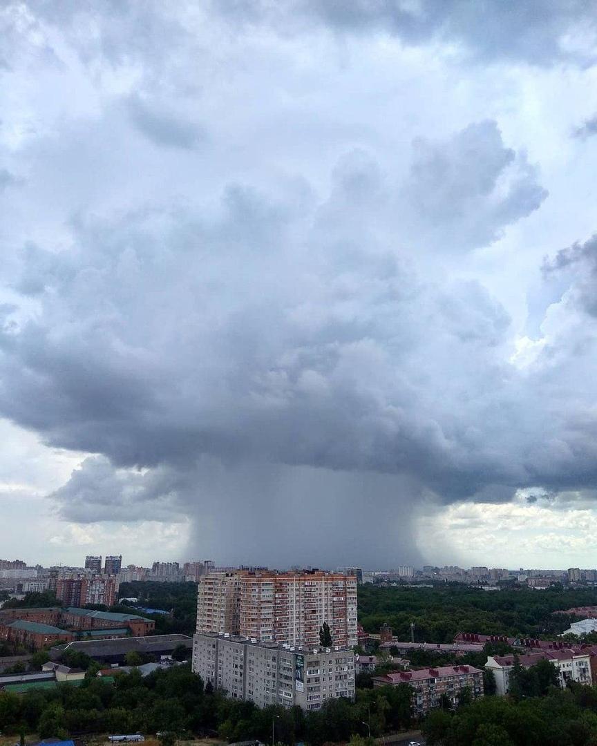 Портал-телепорт облаков или как природа распределяет свои ресурсы