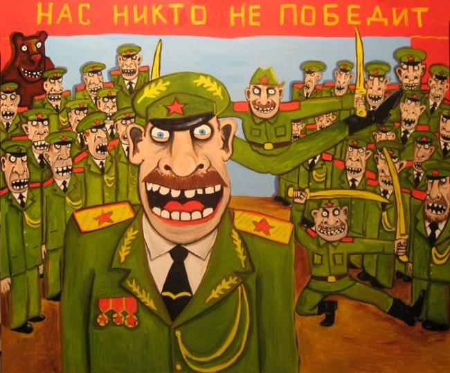 Военный эгрегор глазами инсайдера