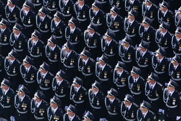 Военный эгрегор и его сущности глазами инсайдера