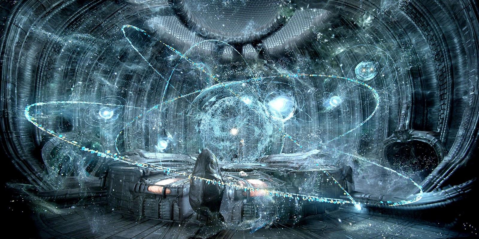 Учителя с Созвездия Плеяд поделились с человечеством опытом проживания в пятом измерении