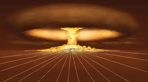 ядерными взрывами
