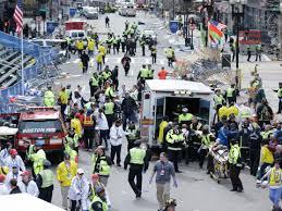 Бостонские взрывы