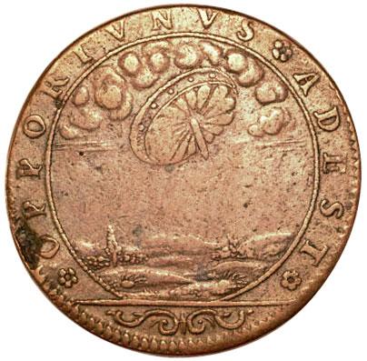 НЛО монеты