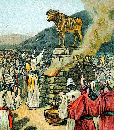 Worshiping_the_golden_calf