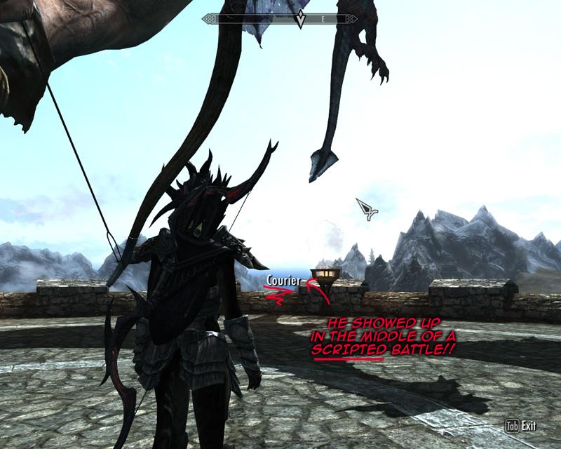 Multiplatform The Elder Scrolls X : Thalmor or Less [Archive] - Page