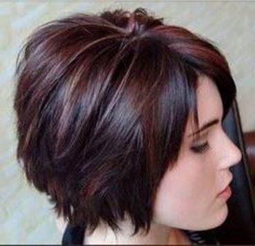 Cocoa Brown Hair With Cinnamon Highlights Find Your