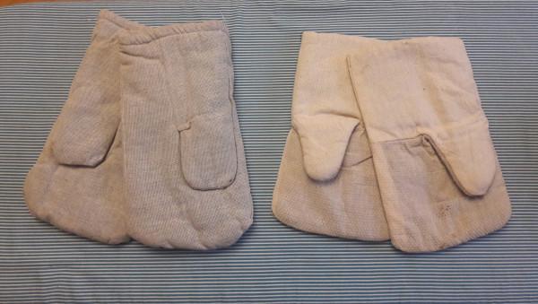 Рабочие рукавицы и халаты, Железнодорожный МО