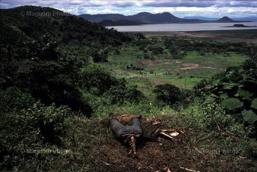 Cuesta Del Plomo, Susan Meiselas, 1978