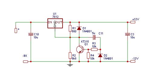 Pcr606j схема включения