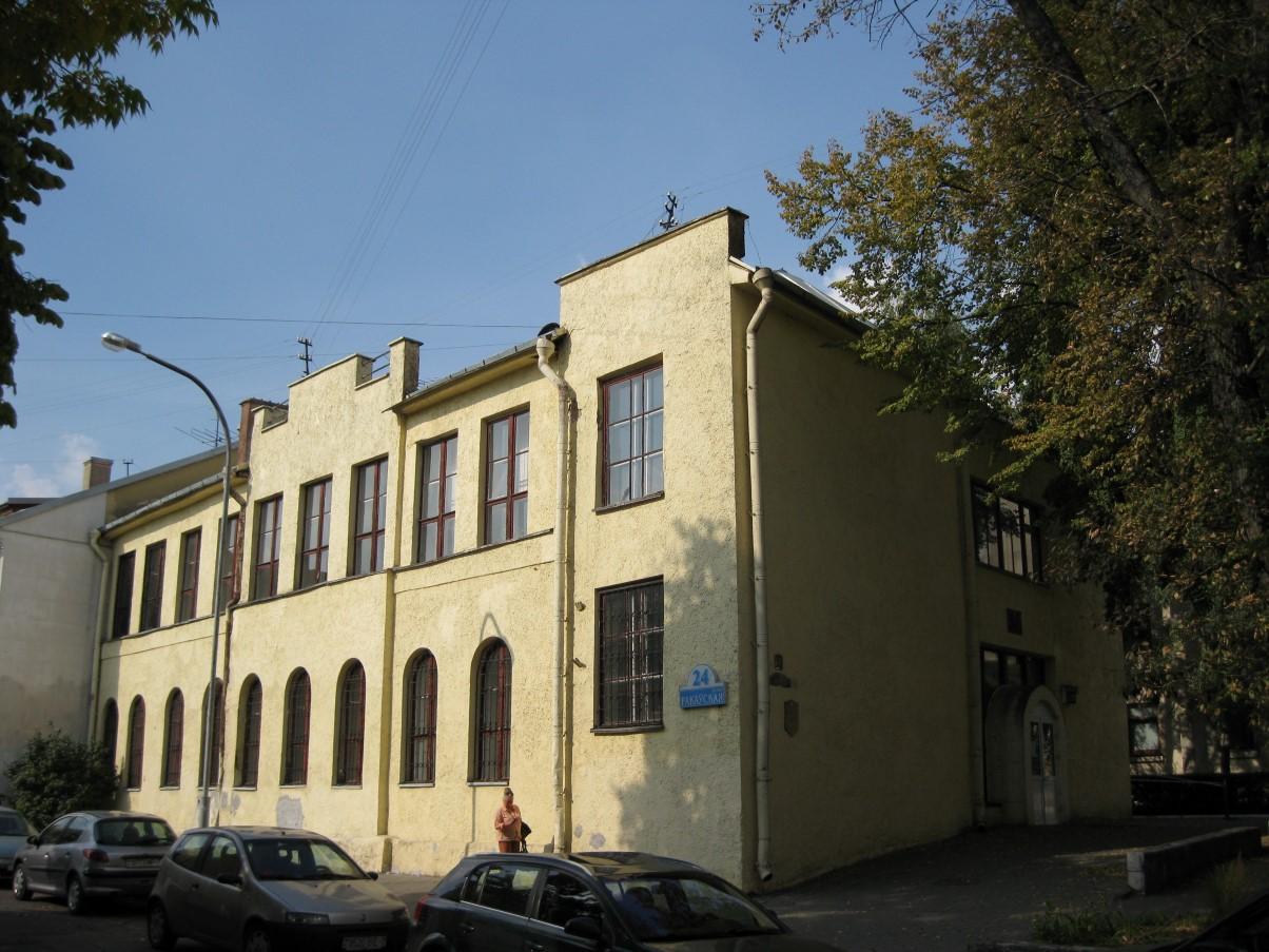 Picture 083 - Бывшая синагога  по ул. Раковская
