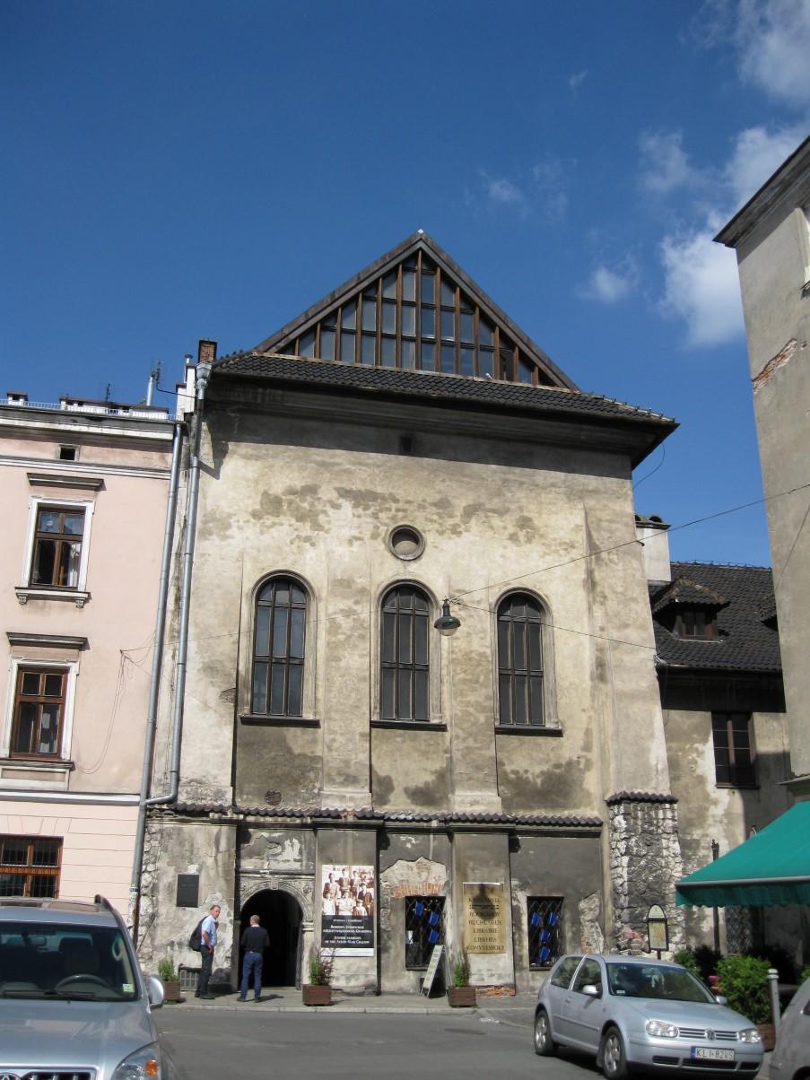 Picture 159 - Высокая синагога