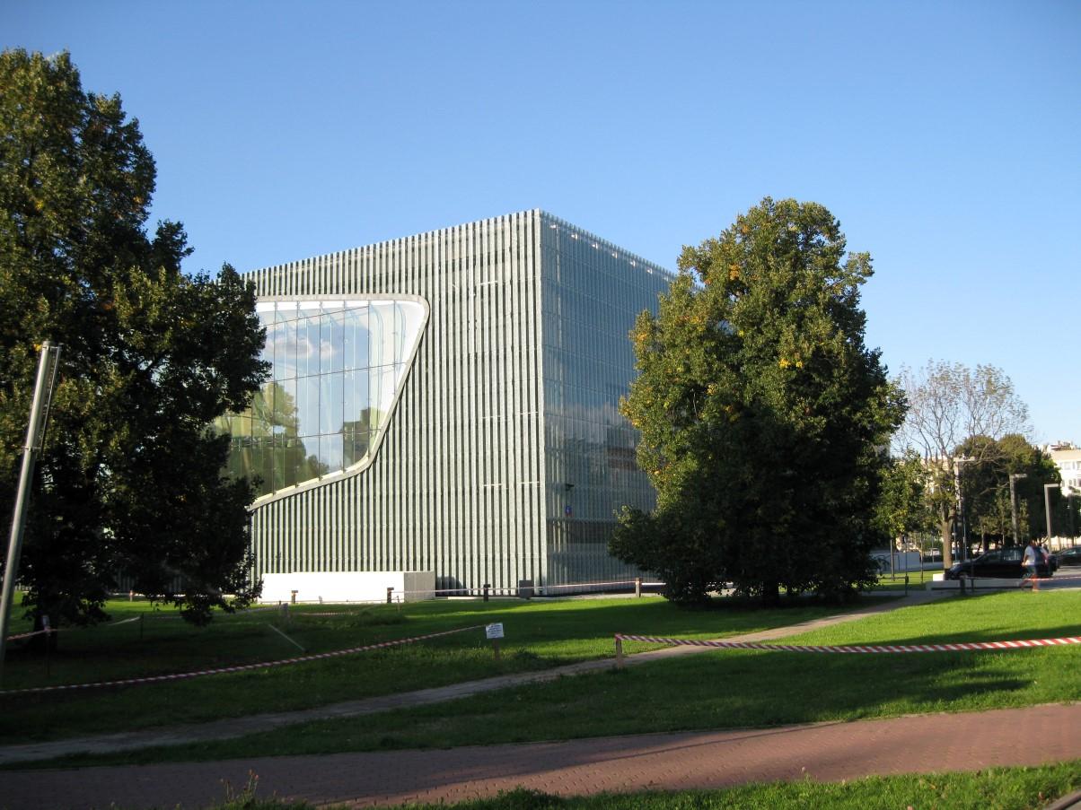 Picture 358 - Музей истории польских евреев