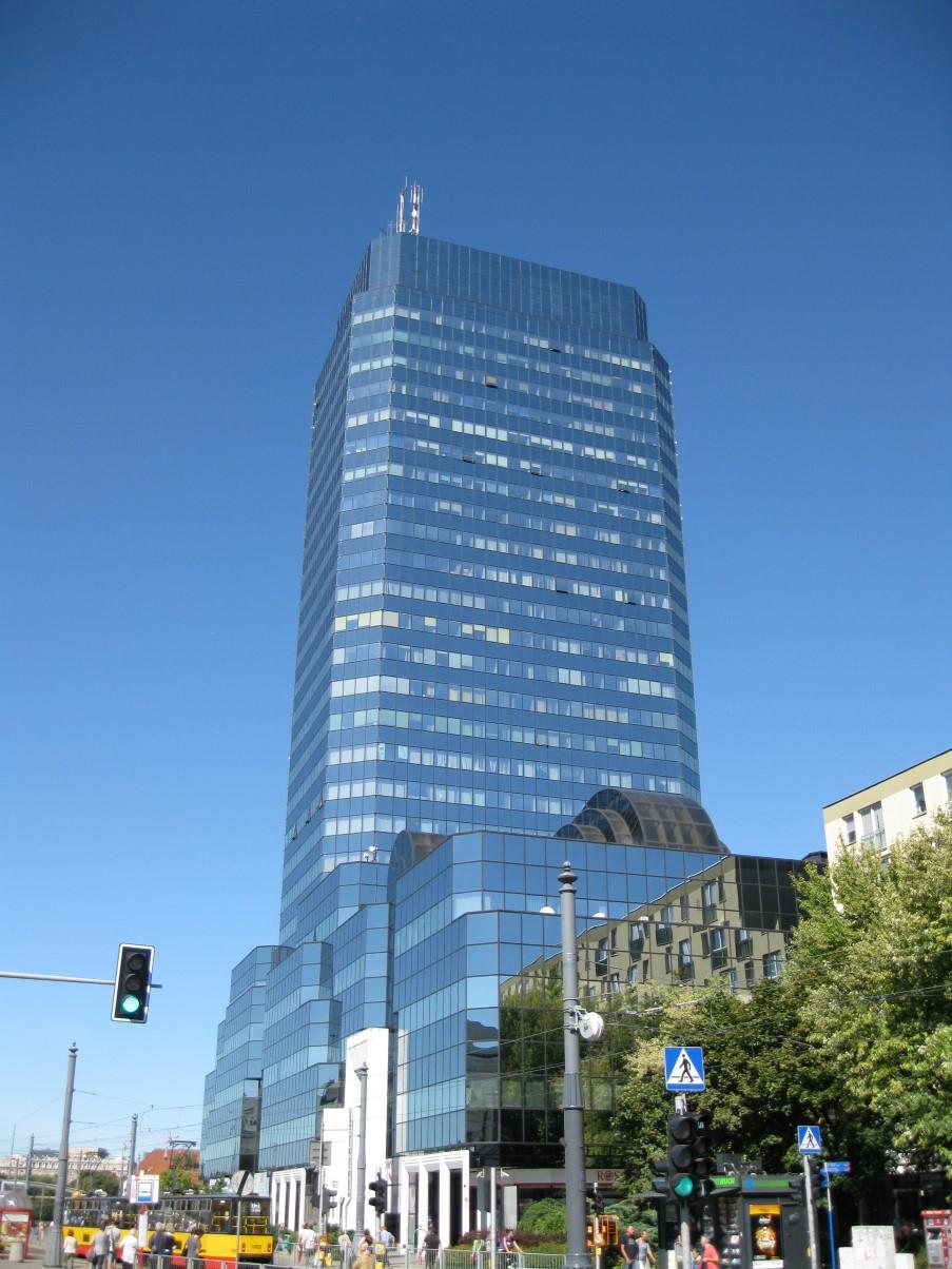 Picture 672 - Голубая башня на месте Большой синагоги