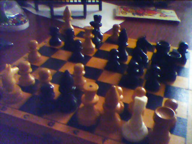 шахматы обычные, применять с полгода-года