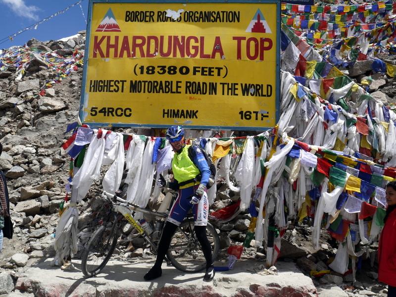 На велосипеде из России в Индию (Непал) - Поход выходного лета 3.0