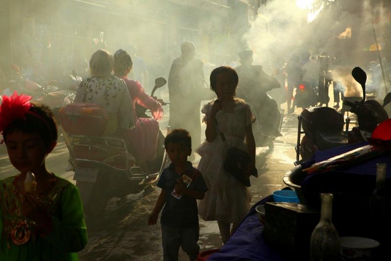 Китай, Пакистан, Индия или разбирая телефонофоты Похода выходного лета 3.0
