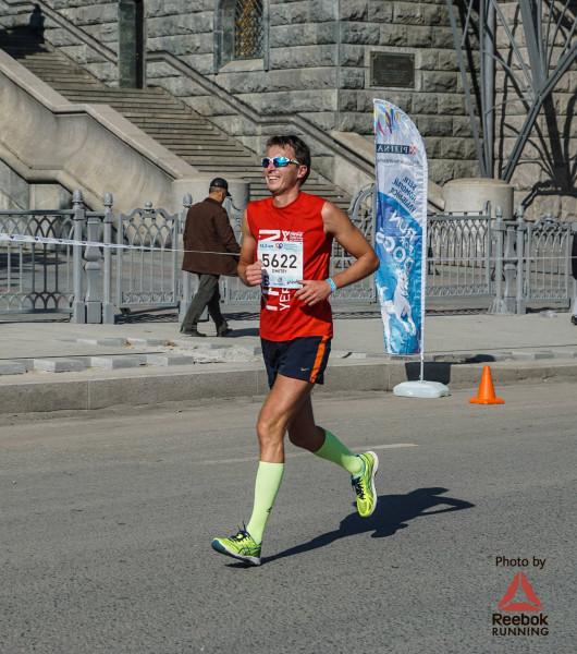 Мой Московский марафон 2017. Попытка номер три.
