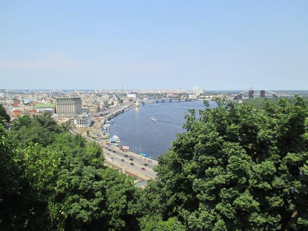 3. Киев с высоты