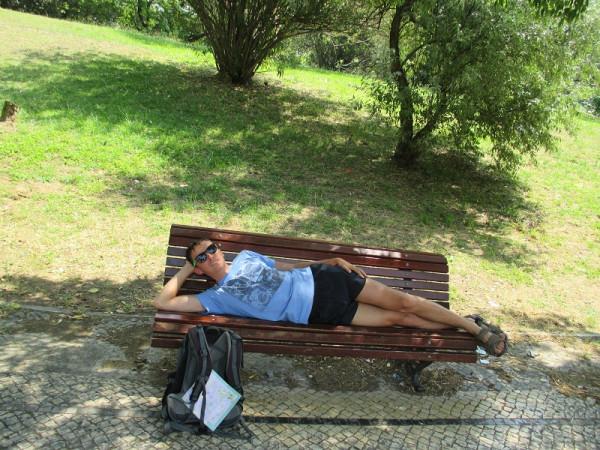 2. Отдых в парке Эдуарда VII