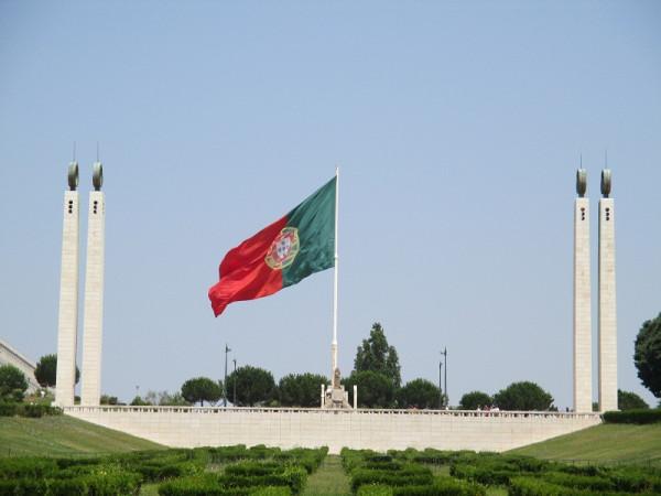 3. Большой флаг Португалии