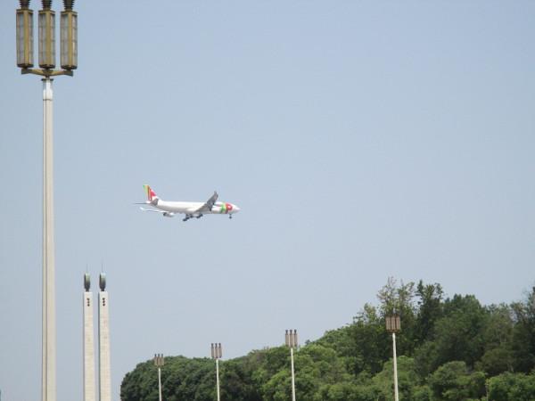 5. Plane spotting
