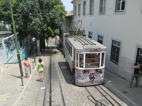 7. Трамвай и градиент