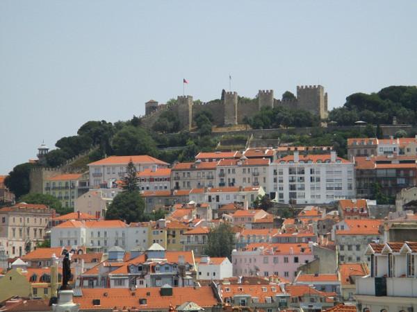 8. Замок San Jorge
