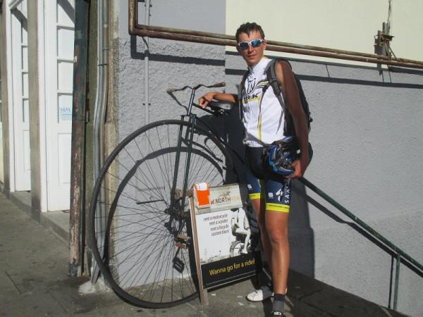 10. Велосипед и я