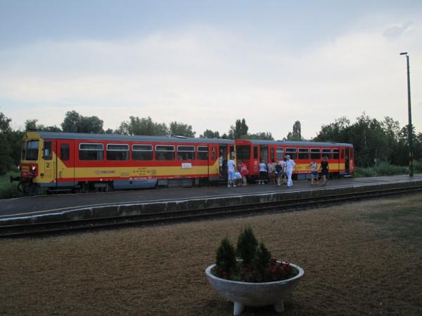 8. Поезд
