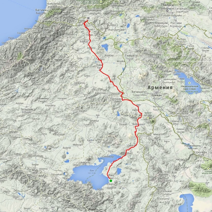 Ван-Грузия