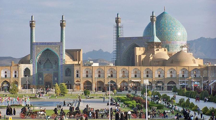 исфахан. титул