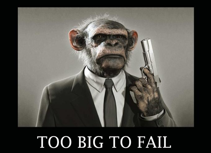 TBTF-monkey