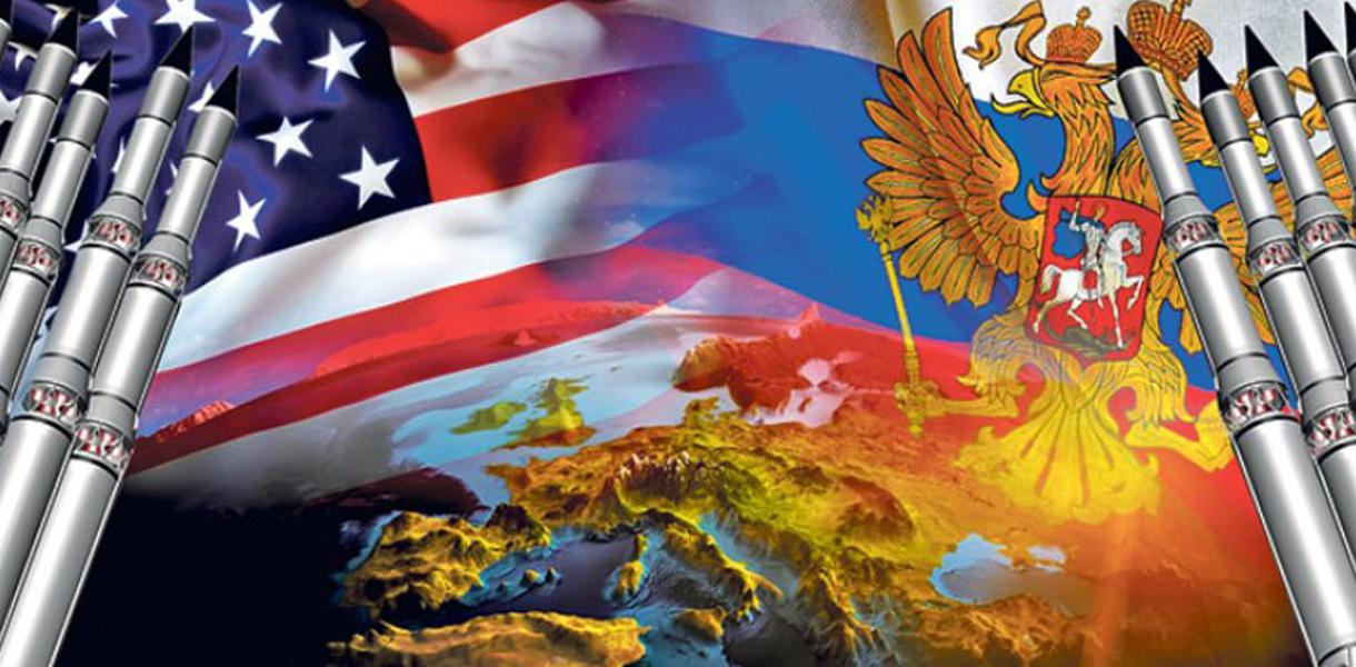 Война России и США на Ближнем Востоке: сценарий из недалекого будущего