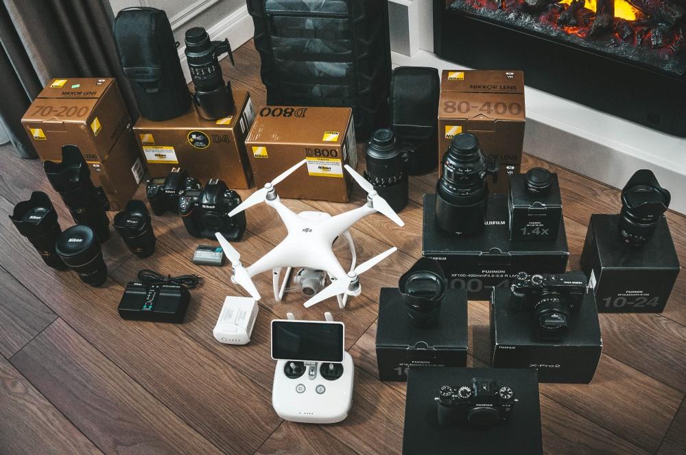Большая распродажа фототехники