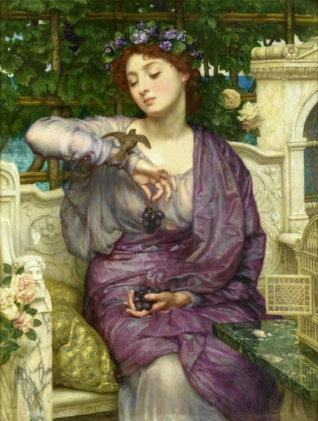 Sir_Edward_John_Poynter_lesbia_and_her_sparrow