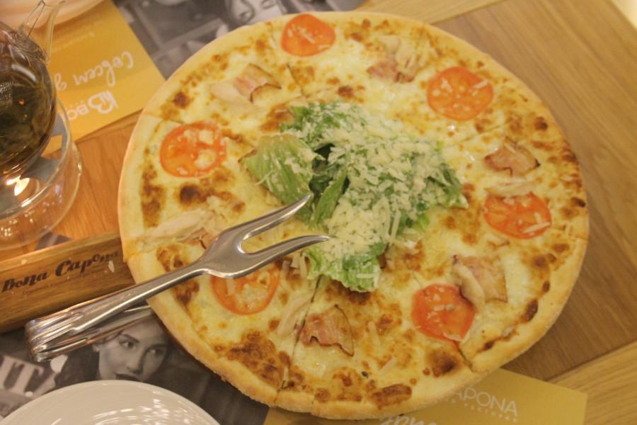 Итальянская пицца для нищебродов в Питере за копейки