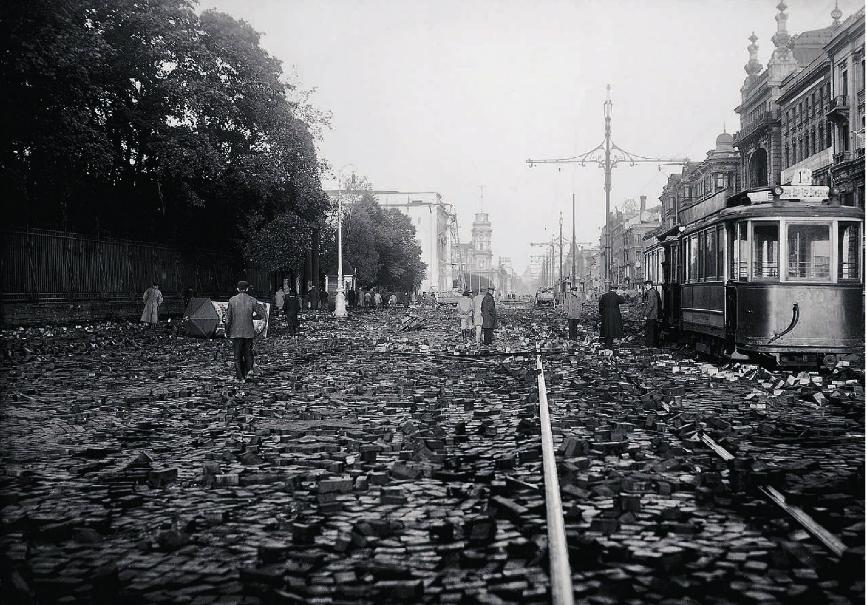 Невский наводнение 1924_Эберлинг Альфред