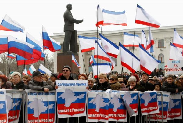 Евросоюз склоняется на крымскую сторону