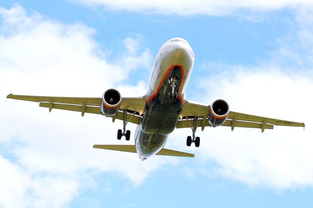 08 Aeroflot Airbus A320-214