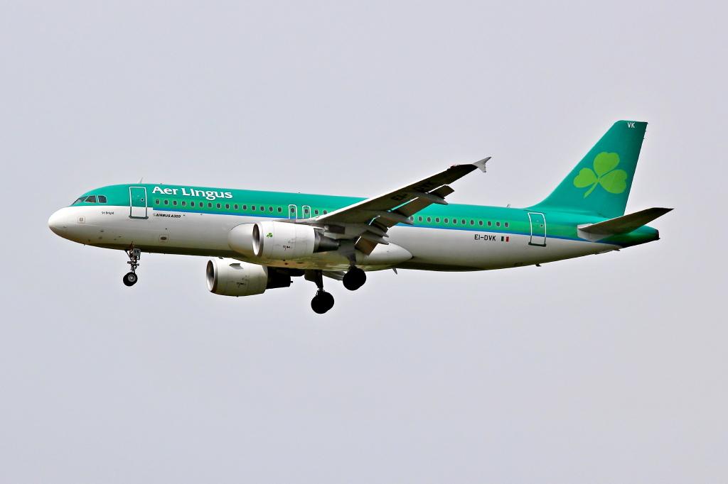 27 Aer Lingus Airbus A320-214